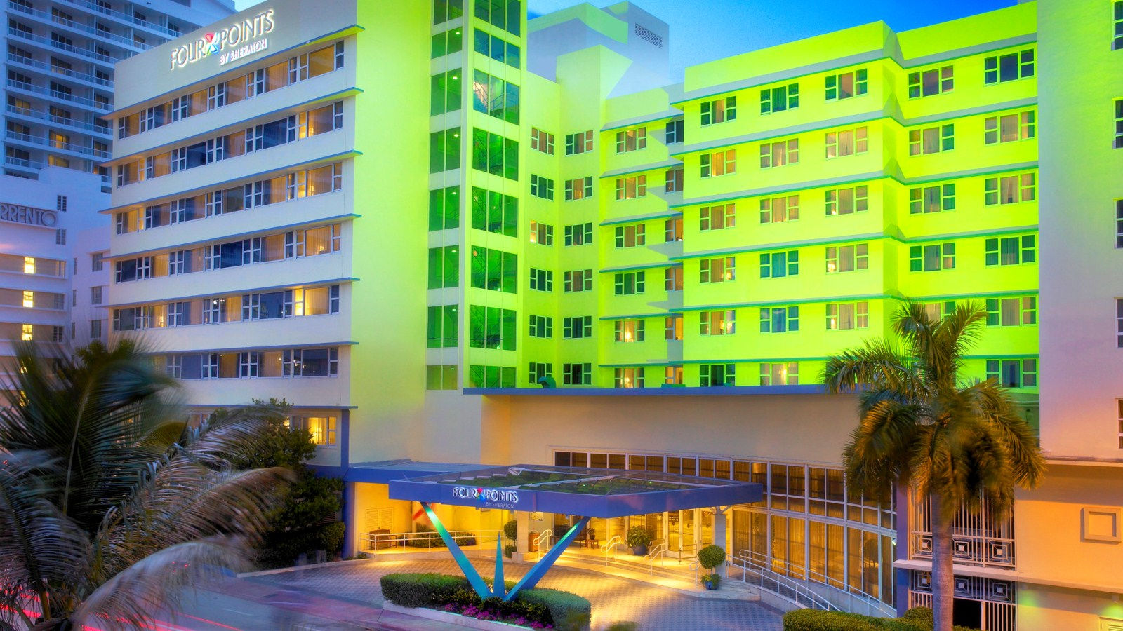 Miami Beach Meeting Rooms - Exterior