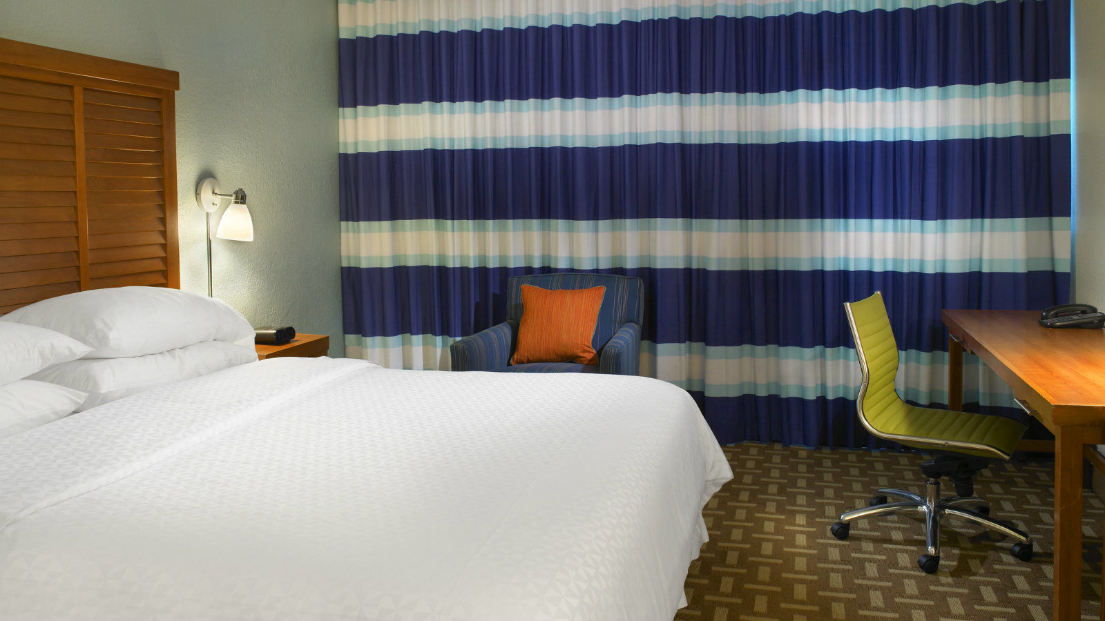 Miami Beach Accommodations - King Room