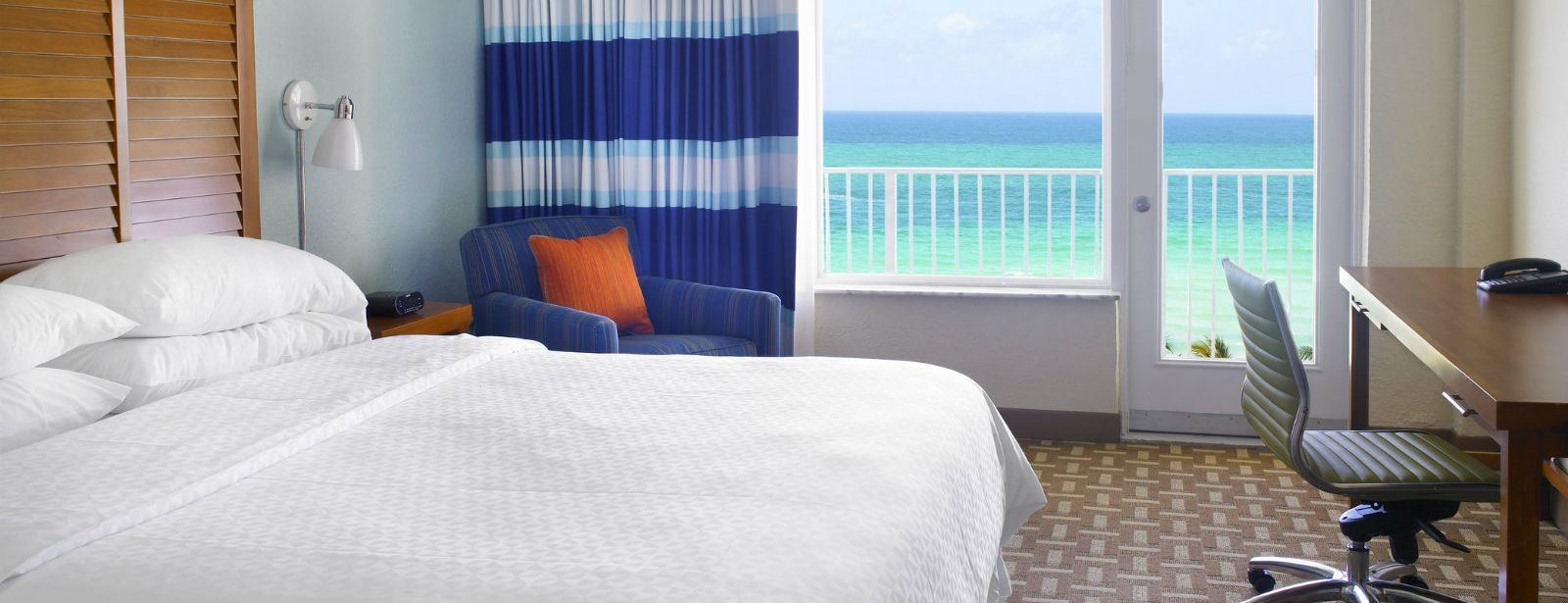 Miami Beach Accommodations - King Junior Suite